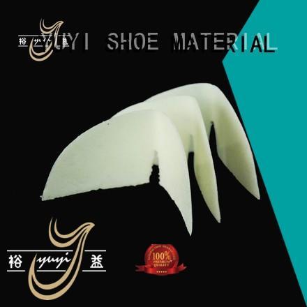 YUYI Brand sheet thermoplastic yat shoe rubber material