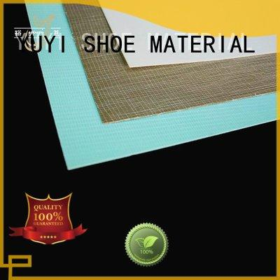 yat toe cap boots sheet hotmelt YUYI