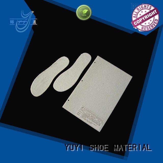 insole board YUYI non woven interlining