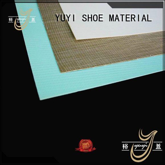 Quality cap toe shoes YUYI Brand highelastic toe cap
