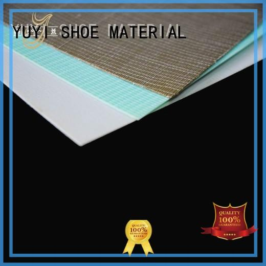 toe puff sheets in hyderabad soft reinforcement performance YUYI Brand