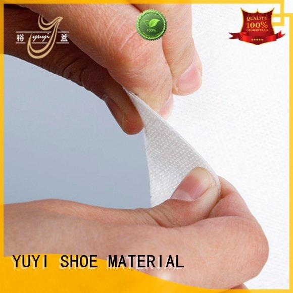 Hot leather cap toe shoes touch reinforcement ypc YUYI Brand