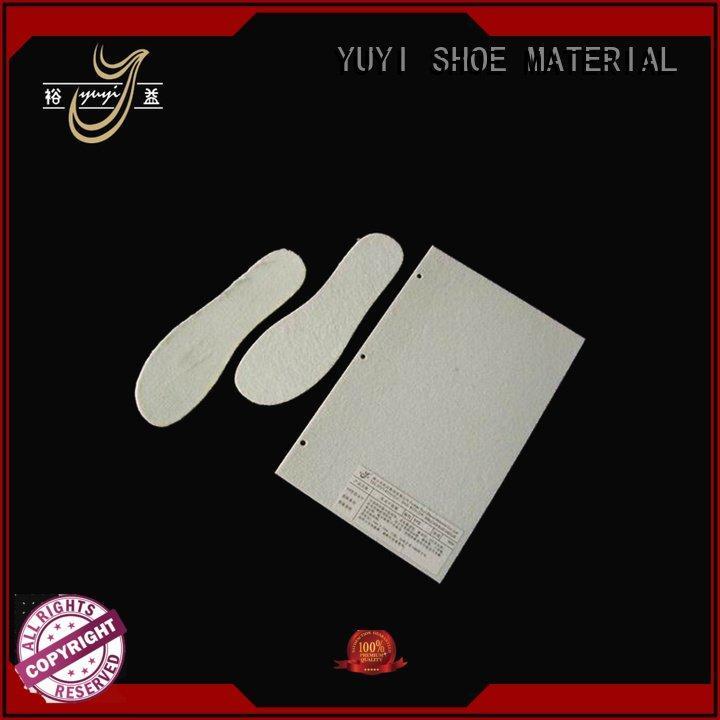 YUYI waterproof insole board sole inserts yps
