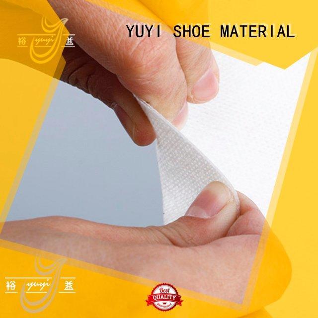 Hot leather toe cap reinforcement YUYI Brand