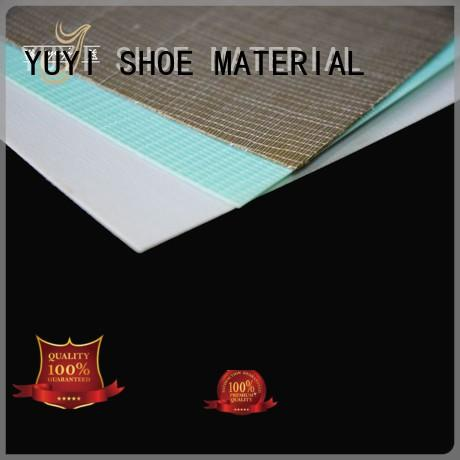 yps professional toe puff and counter material yjc YUYI company
