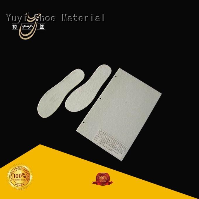 YUYI board interlining fabric suppliers customization for Fashion shoes