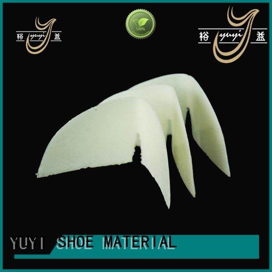 YUYI sheet performance shoe counter hotmelt yat