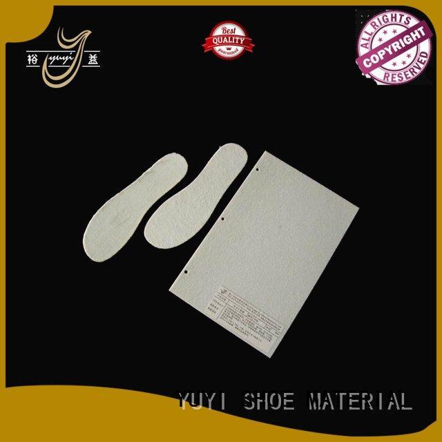 Hot sole inserts waterproof insole board YUYI Brand