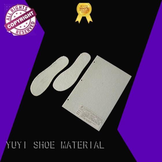 rigid touch interlining fabric suppliers yat board YUYI company