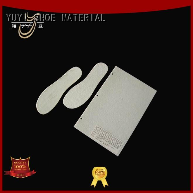 sheet reinforcement hot selling heated shoe insoles YUYI Brand
