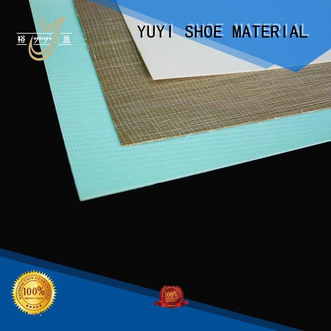 Hot shoe heel counter sheet YUYI Brand