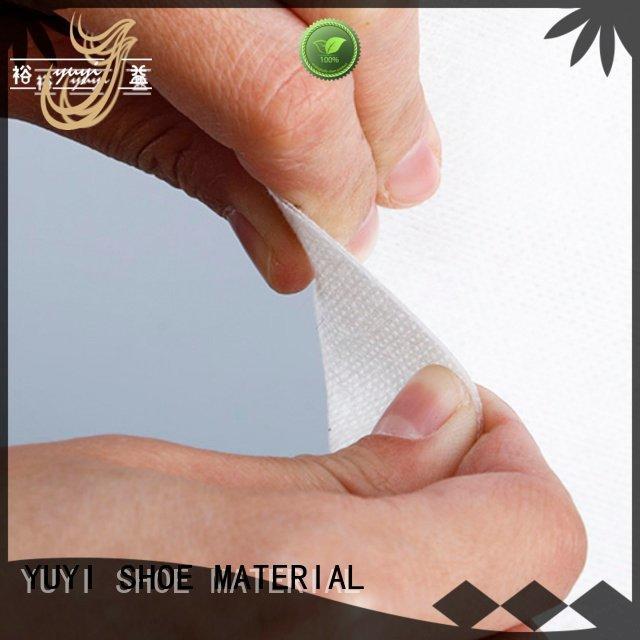 leathergoods soft rigid YUYI leather lining material