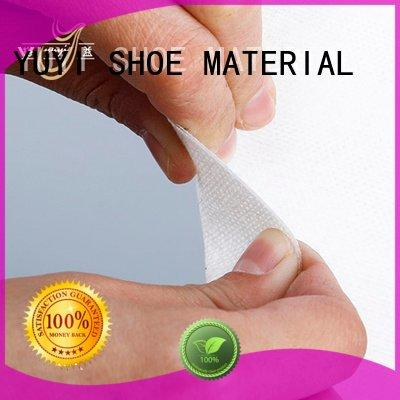 YUYI Brand reinforcement ypc soft leather material leathergoods touch
