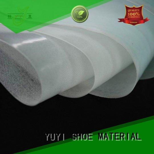 lowtemperature cap toe sheet puff YUYI