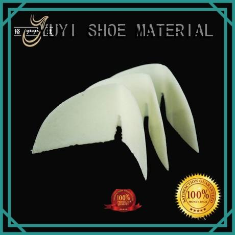 highelastic performance touch YUYI Brand shoe rubber material manufacture
