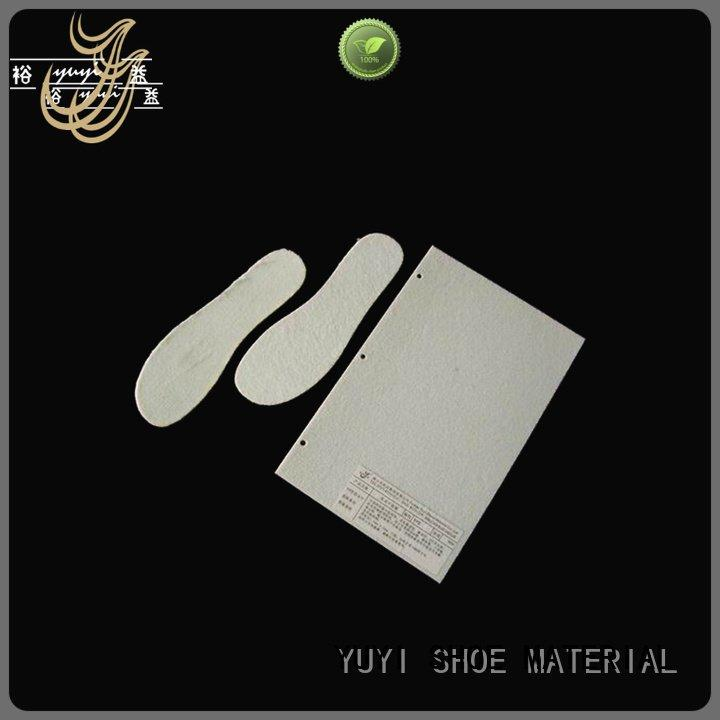 YUYI Brand insole non woven interlining