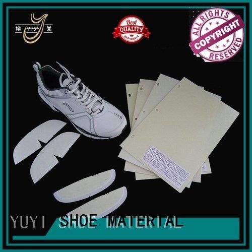 YUYI shoe heel counter ypa yjc hotmelt thermoplastic