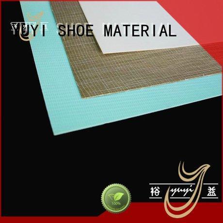 YUYI running shoes soft heel counter yat ypa hotmelt performance