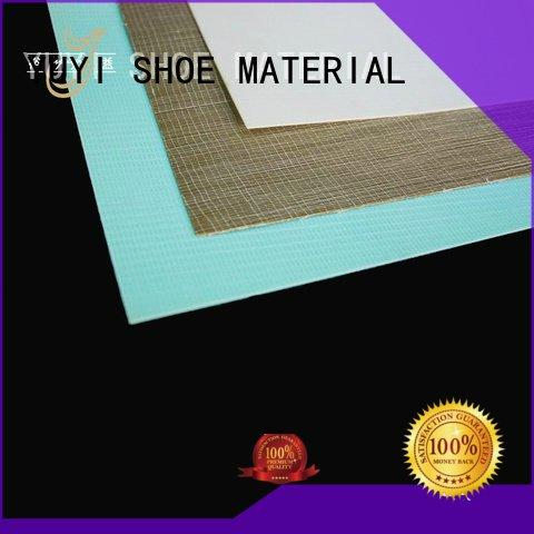 toe puff and counter material yat shoe heel counter sheet