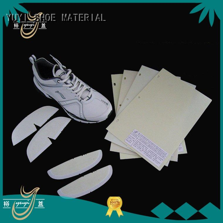 toe puff and counter material yat YUYI Brand shoe heel counter