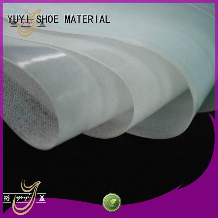 YUYI Brand puff performance safety toe caps for shoes sheet highelastic