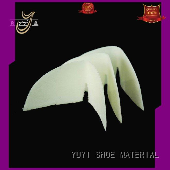 performance ypa toe puff and counter material yat YUYI Brand shoe heel counter