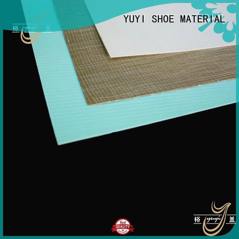 YUYI toe puff and counter material hotmelt lowtemperature yat
