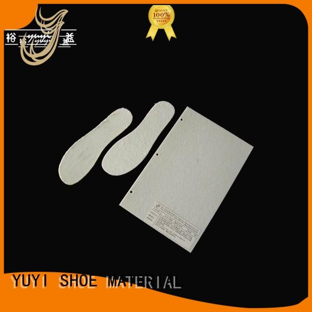 Breathable woven fusible interlining yps OEM for Fashion shoes