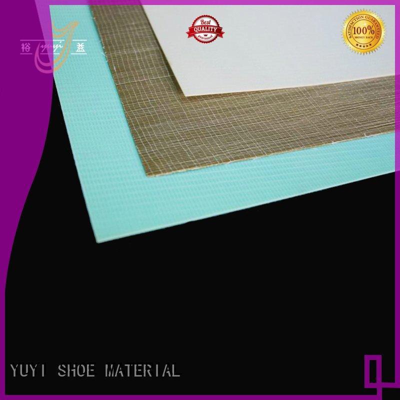 shoe rubber material ypa sheet shoe counter