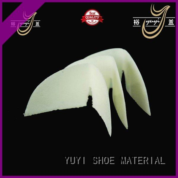 shoe rubber material lowtemperature yat OEM shoe counter YUYI