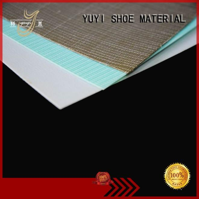 YUYI Brand yps lining lowtemperature custom www toe puff sheets & chemical sheets manufacturer in china