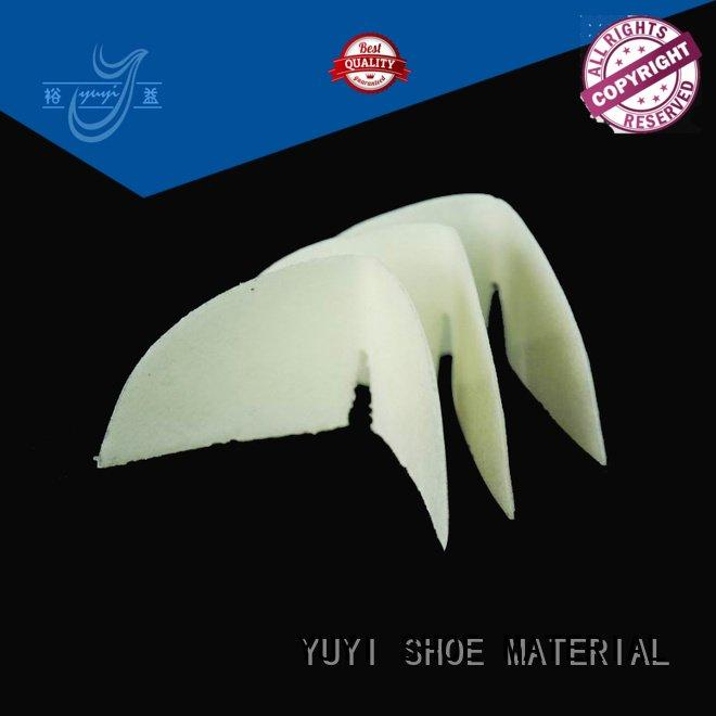 YUYI sheet shoe counter performance hotmelt