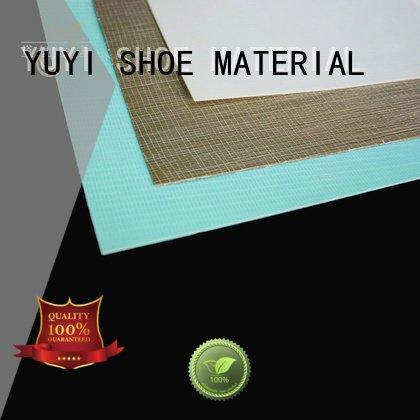 OEM shoe heel counter sheet yat toe puff and counter material