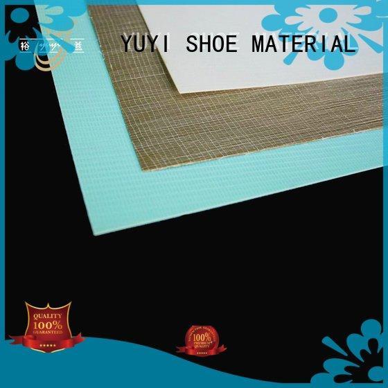 YUYI Brand puff toe hotmelt cap toe lowtemperature
