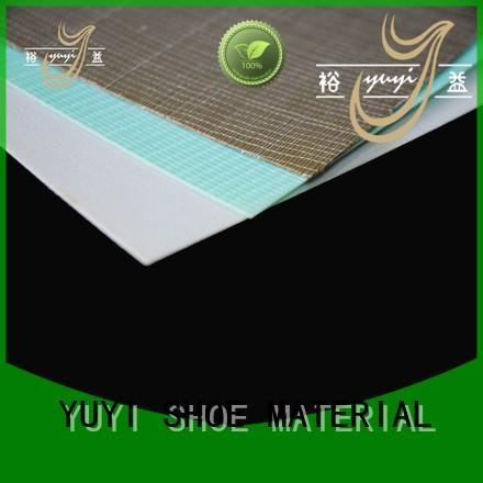 performance lowtemperature puff hot sale YUYI Brand shoe counter supplier