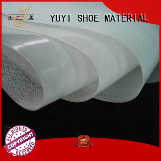 highelastic www toe puff sheets & chemical sheets manufacturer in china hotmelt YUYI company