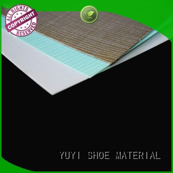 hotmelt yat lowtemperature boot counter sheet YUYI