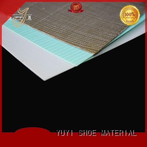 top selling hotmelt lowtemperature cap toe YUYI Brand
