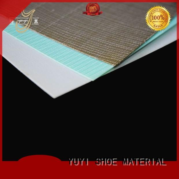 top selling hotmelt lowtemperature cap toe YUYI Brand