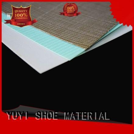 YUYI lowtemperature best material for shoes bulk production Sport shoes