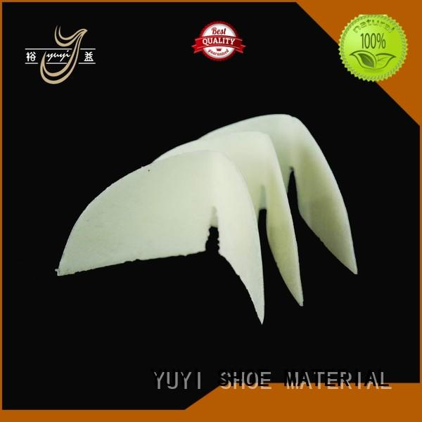 toe puff and counter material sheet ypa YUYI Brand