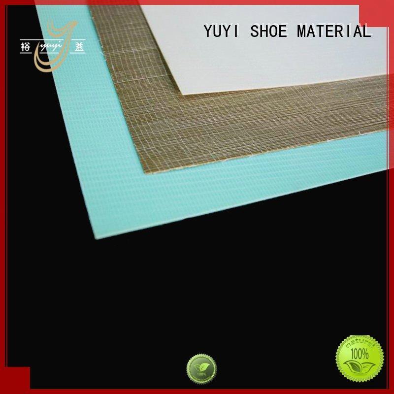 Hot cap toe shoes sheet toe cap thermoplastic YUYI