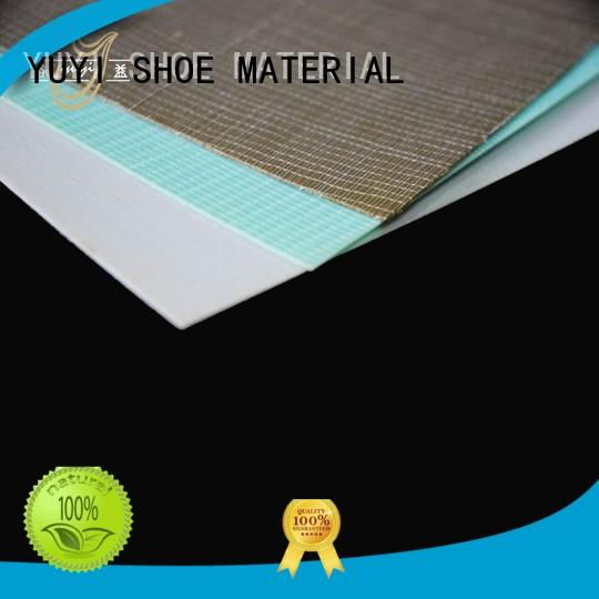 yat best material for shoes free sample Fashion shoes Children's shoes handbag reinforcement YUYI