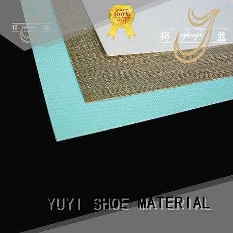thermoplastic sheet ypa running shoes without heel counter YUYI