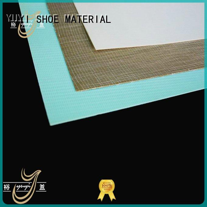 Custom toe cap boots hotmelt sheet yat YUYI
