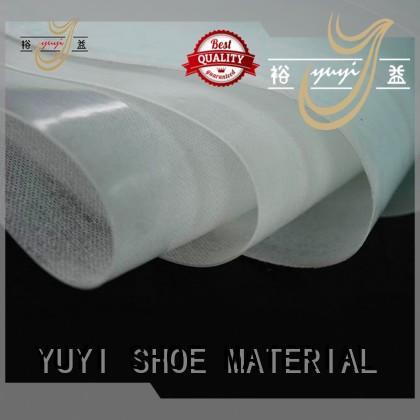 YUYI Brand highelastic puff performance yjc black cap toe
