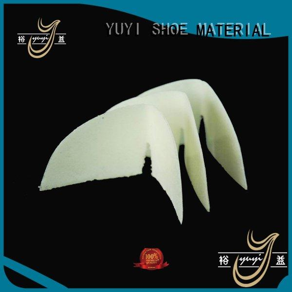 sheet black cap toe thermoplastic toe YUYI