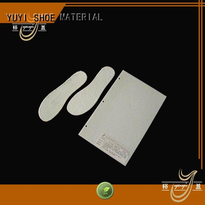 Custom board non woven interlining insole boot inserts