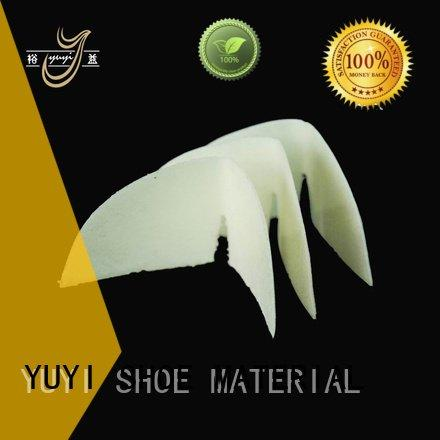 yjc sheet shoe heel counter performance YUYI