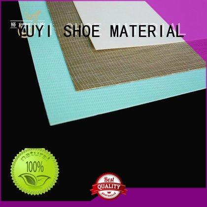 Hot toe puff and counter material lowtemperature thermoplastic yat YUYI Brand